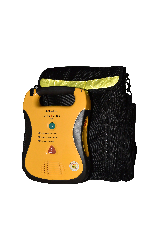 Defibrillator Lifeline pakket