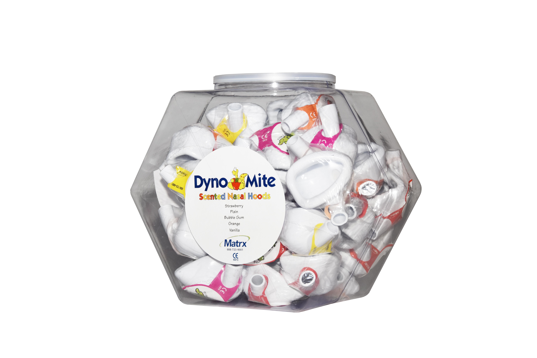 Enkel neusmasker gemengde geuren Dynomite