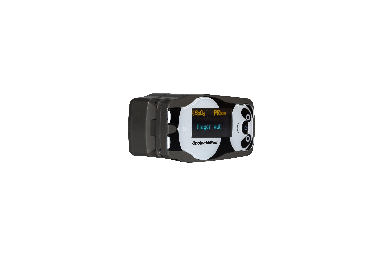 Pulse-oximeter vingerclip kids